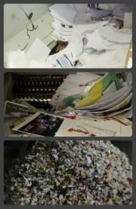 commercial shredding